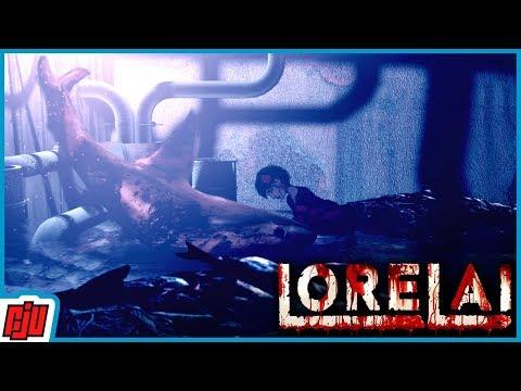 Lorelai | Chapter 3 | Indie Horror Game | PC Gameplay Walkthrough