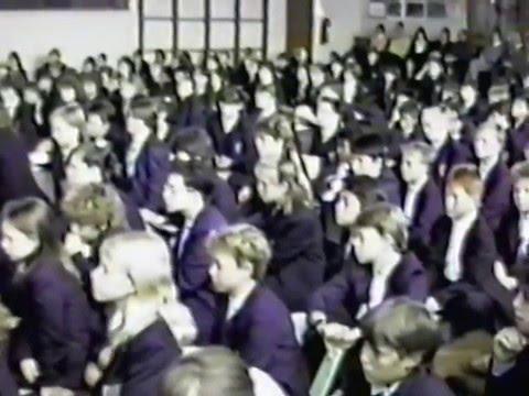 Tewkesbury School Introduction 1990