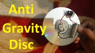 How To Make Anti Gravity System With Gyroscope Technology