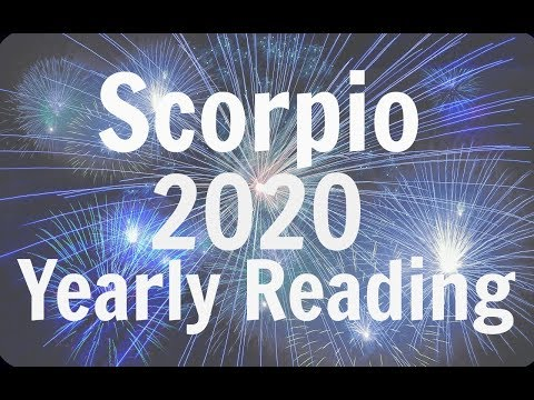 SCORPIO - THE BEST 2020 YEAR HOROSCOPE WEATHER FORECASTS PREDICTIONS