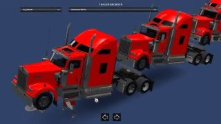 This mod adding Cargo for Truck Transport Trailers, with another Truck and cabin type like: kenworth_t680 kenworth_w900 peterbilt_579 The Trailer are available in: Bushnell,Volt?son,Hms,Plaster Sons,Darchelle,Rail Export. Trailer is not present in traffic