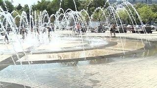 Температура плавления: как спастись от жары на улицах Краснодара