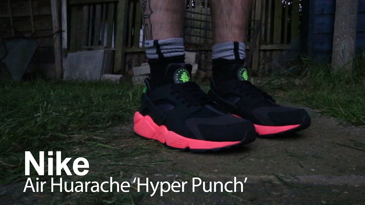 acheter nike huarache hyper punch