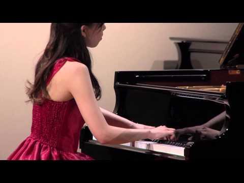Fuyuko Nakamura – Chopin Piano Competition 2015 (preliminary round)