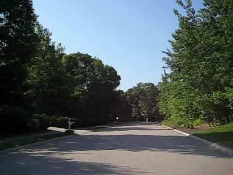 35 Townline Road Franklin MA - Oak Knoll tour.wmv