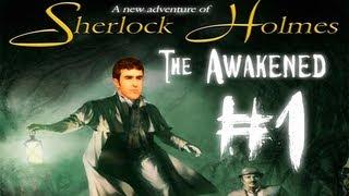 Sherlock Holmes: The Awakened - Gameplay Walkthrough PC (Remastered) pt 1