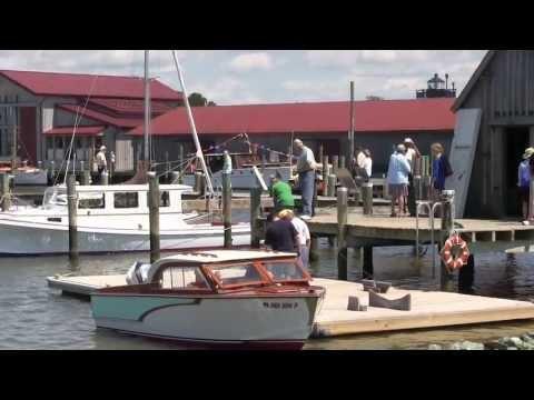 26th Antique & Classic Boat Festival at CBMM - SNEAK PEEK!