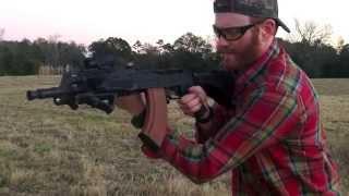 Testing: Century Arms C39 Milled AK-47 Pistol