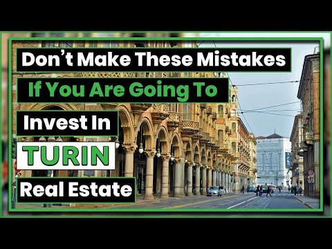 Discover Turin Real Estate | Where and Why to Invest in Turin?
