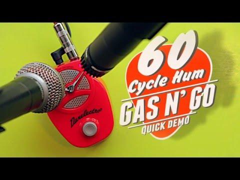 GAS N' GO - Danelectro Bacon N' Eggs