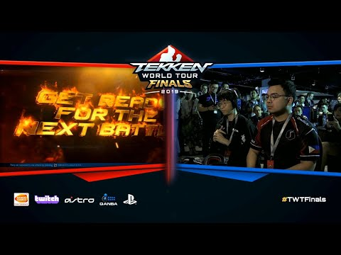 Doujin Vs Eyemusician - Tekken World Tour Finals 2019 LCQ Pools