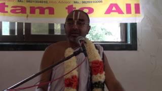 Sri U. Ve. Velukkudi Krishnan - Inraiya Vaazhkkai Neri - December 13, 2014