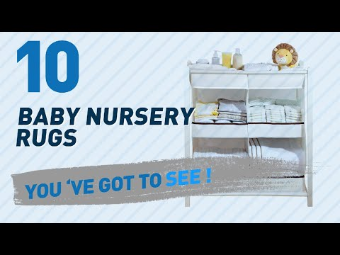 Baby Nursery Rugs Collection // New & Popular 2017