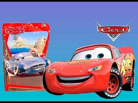 Juguetes sorpresa de la pelicula de cars 2 disney youtube - Juguetes de cars disney ...