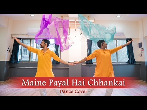 Maine Payal Hai Chhankai - Falguni Pathak | Dance Cover | Natya Social