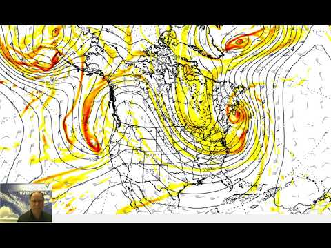 "Tuesday 02 Jan 2018 ""Powerful Atlantic storm...extreme cold to follow"" by Vencore Weather"