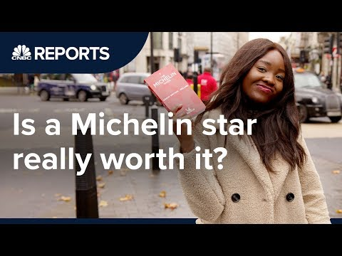 What It Takes To Get A Michelin Star | CNBC Reports