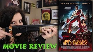 Army of Darkness (1992) Review