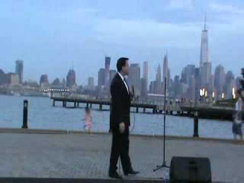 Roy Mezzapelle - Where or When - Sinatra Park, Hoboken, NJ