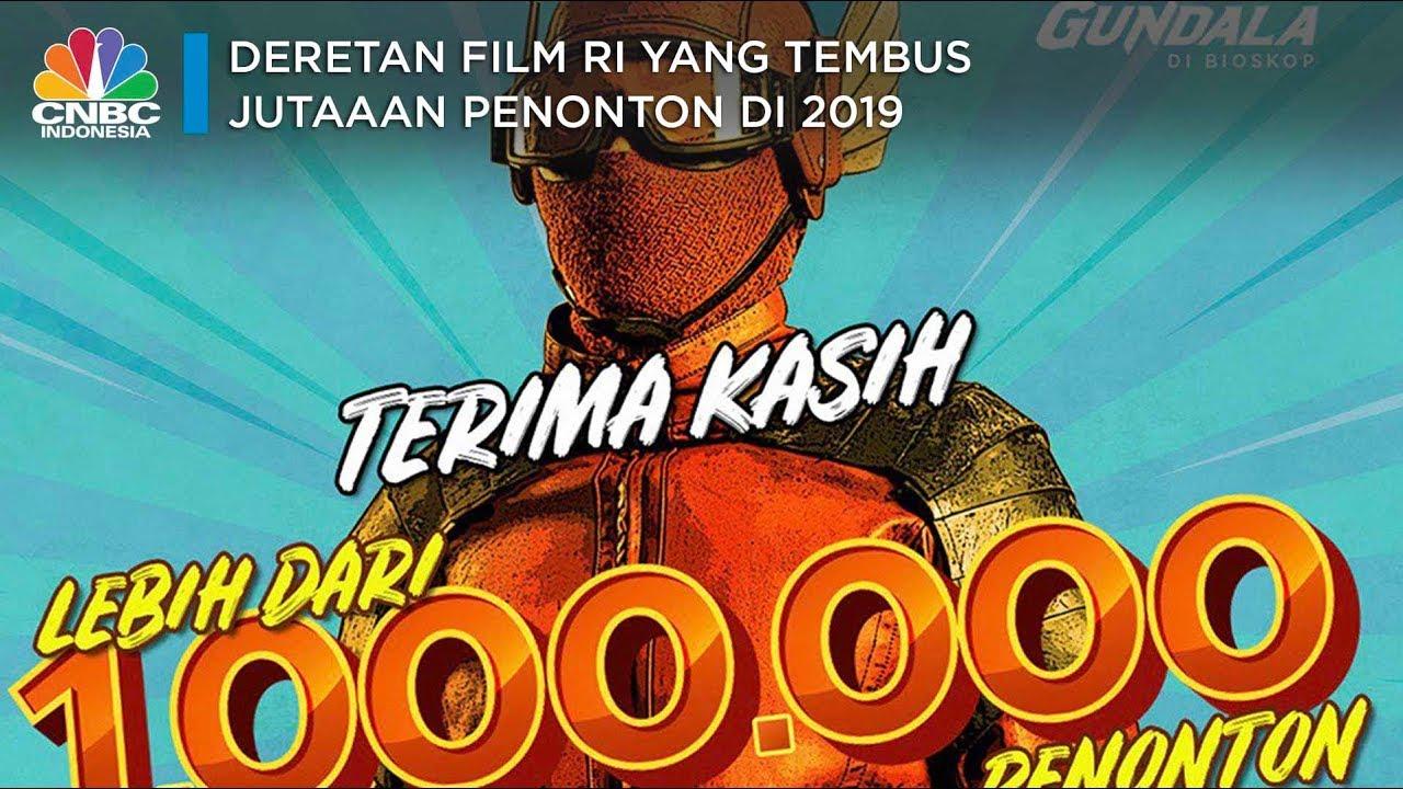 Deretan Film Indonesia yang Raup Jutaan Penonton di 2019