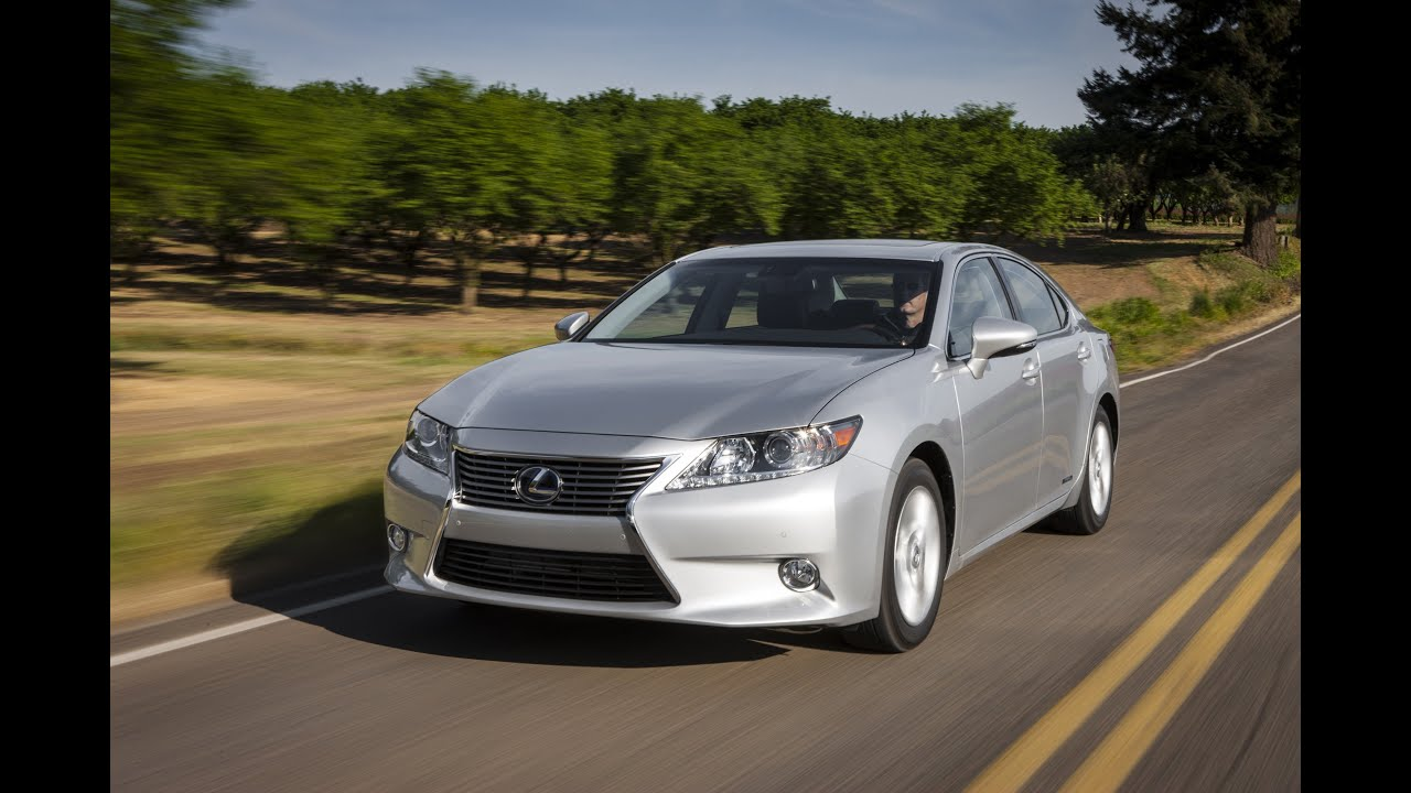 Lexus ES 300 h Hybrid v Diesel