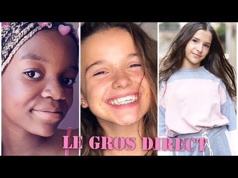 ALBANE, MARGAUX, LE MONDE DE LISA// LE GROS DIRECT