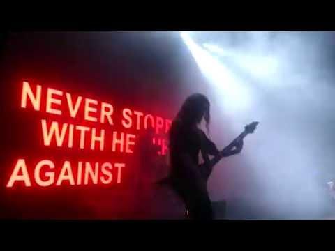 Carpenter Brut - Maniac (Michael Sembello Cover) (Live@ATLAS, Kiev, 02.06.2016)