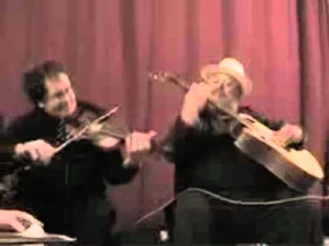 George Welch and Chuck Flemming - guitar and fiddle