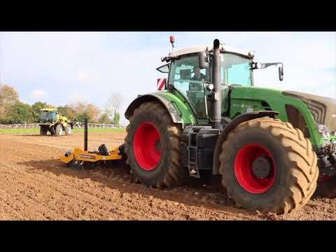 Mc Connel, nouvelle gamme de travail du sol