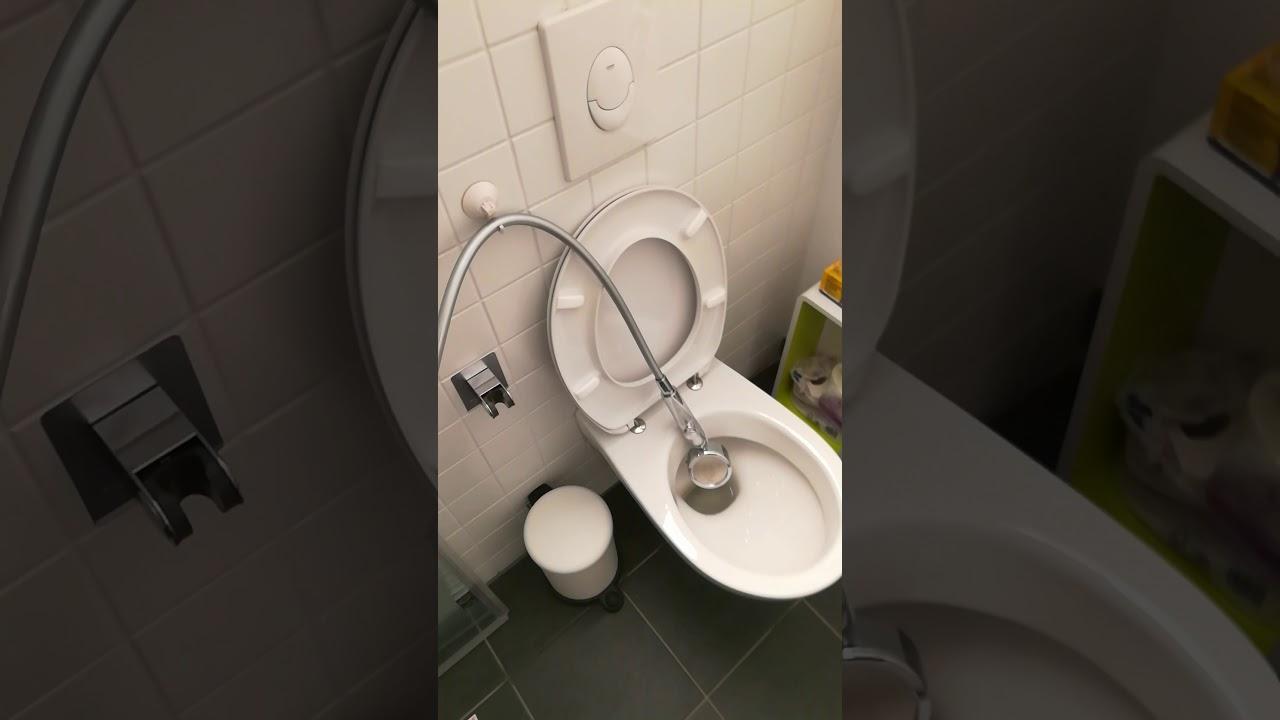 WC mit Bidet Funktion   YouTube