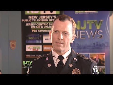 Chief Thomson Discusses Camden County Police Progress