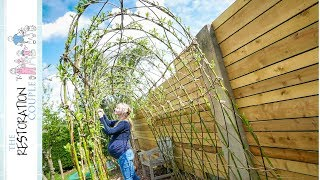 Weaving Our Living WILLOW TUNNEL