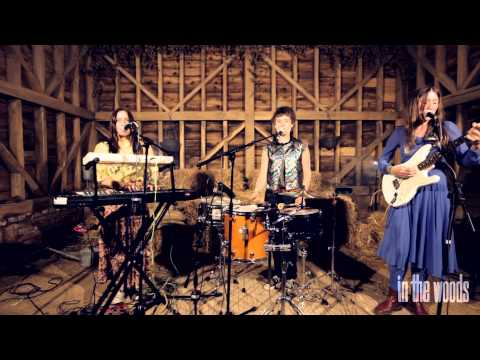 Stealing Sheep - 'Rearrange' - In The Woods Barn Sessions mp3