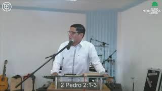 2 Pedro 2   Rev. Ericon Oliveira