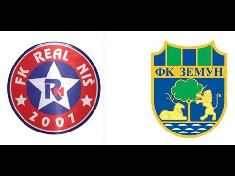 Aleksandar Nikolic  Cigra / FK Real Nis - FK Zemun 3:1