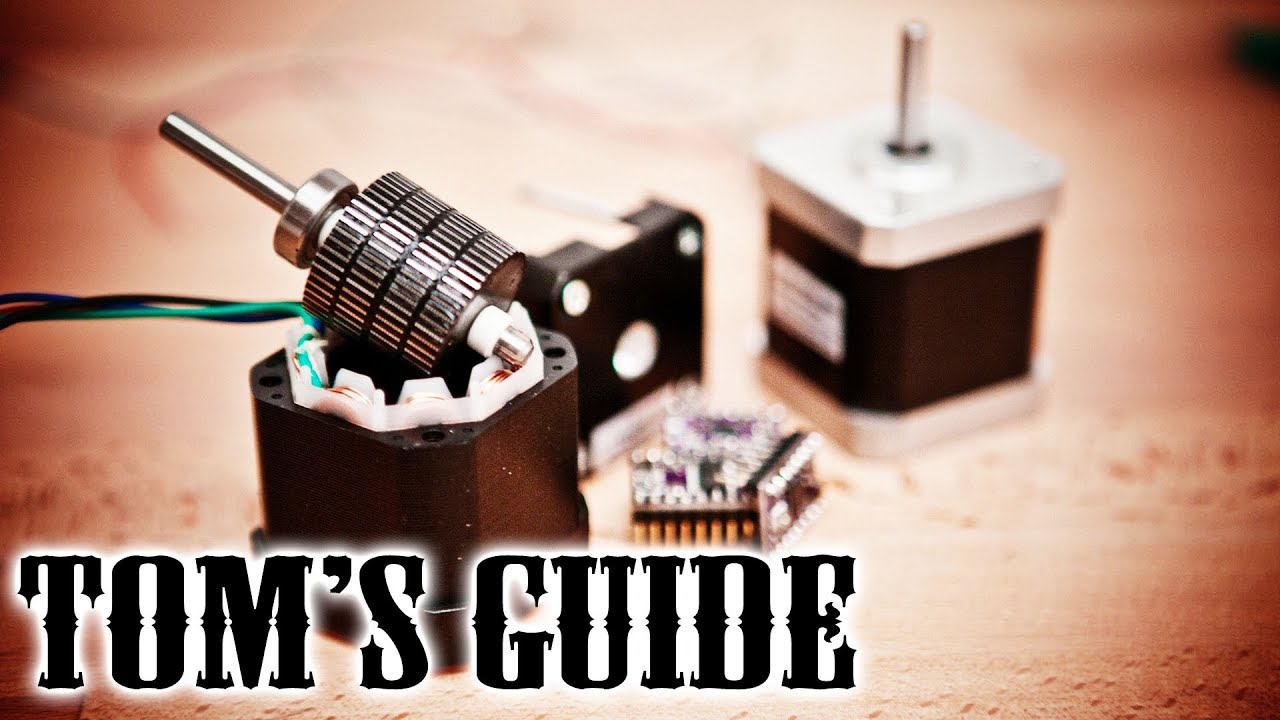 3d Printing Guides How Steppers Work And To Adjust Their Integrated Stepper Motor Plus Driver Drivers