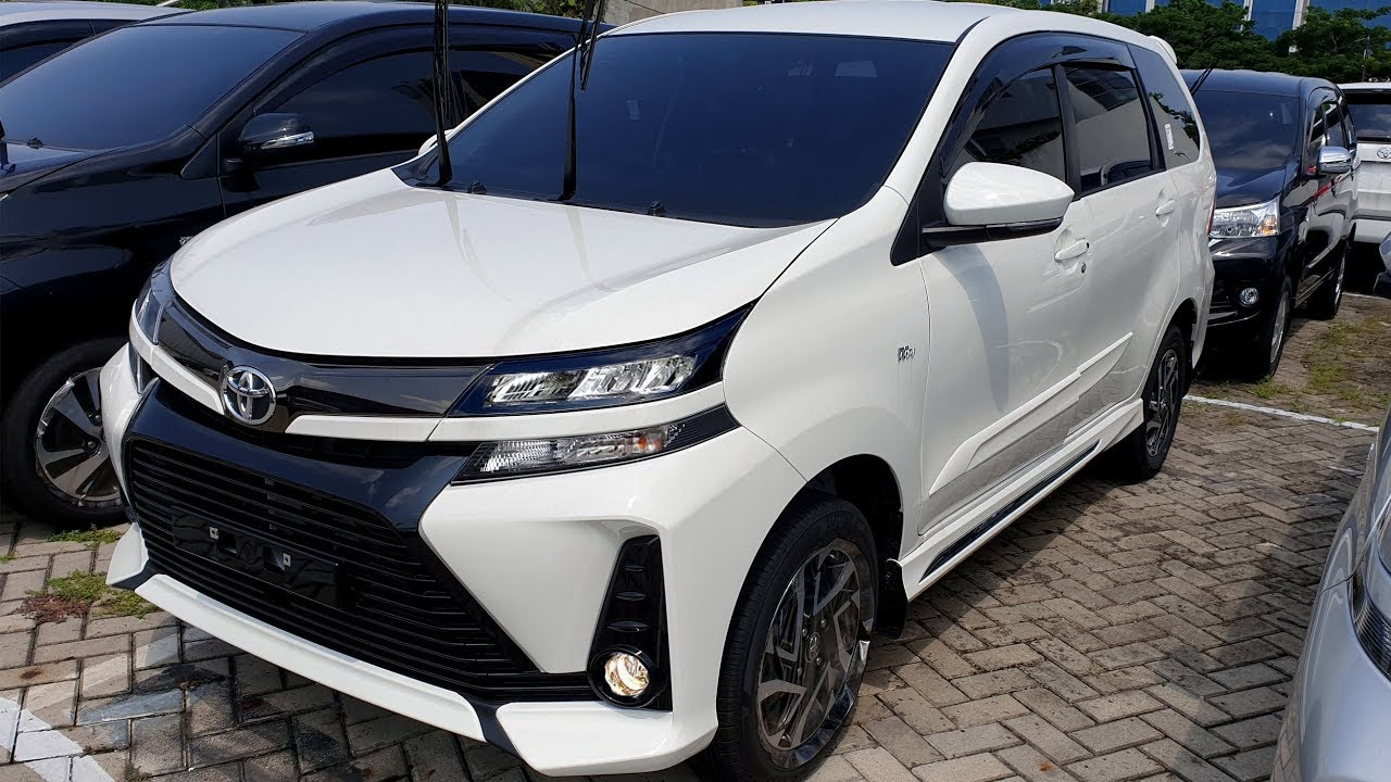 all new avanza veloz 2019 kijang innova 2.0 g m/t lux toyota youtube