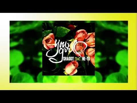 You Girl - Shaggy feat. Ne-Yo (Official Lyric Video)