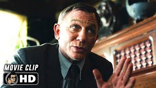 KNIVES OUT Clip - Observer of Truth (2019) Daniel Craig