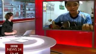 [Guitar] Làng Quan Họ Quê Tôi - Văn Đương K42A1