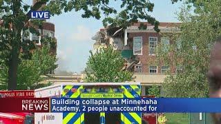 Soccer Team Were Thrown Off Their Feet By Explosion