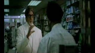 Big B in Condom Ad
