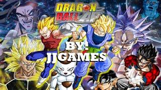 dragon ball z shin budokai 2 dragon ball af mod trailer 3