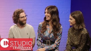 'Never Goin' Back' Stars On Their Raunchy Female-Driven Comedy | In Studio with THR