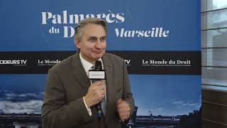 Palmarès du Droit de Marseille 2021 : Nicolas Courtier, Fondateur, Courtier Avocats