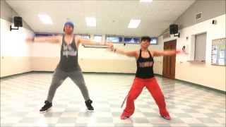 Hey Mama - David Guetta ft. Nicki Minaj & Afrojack - Zumba with Erika Rivere