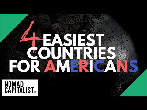 The Easiest Countries to Move to from the USA