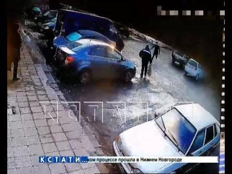 Видео: Сотрудники полиции раскрыли вооруженное ограбление почты