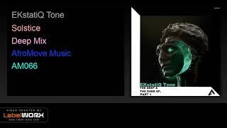 EKstatiQ Tone - Solstice (Deep Mix) image
