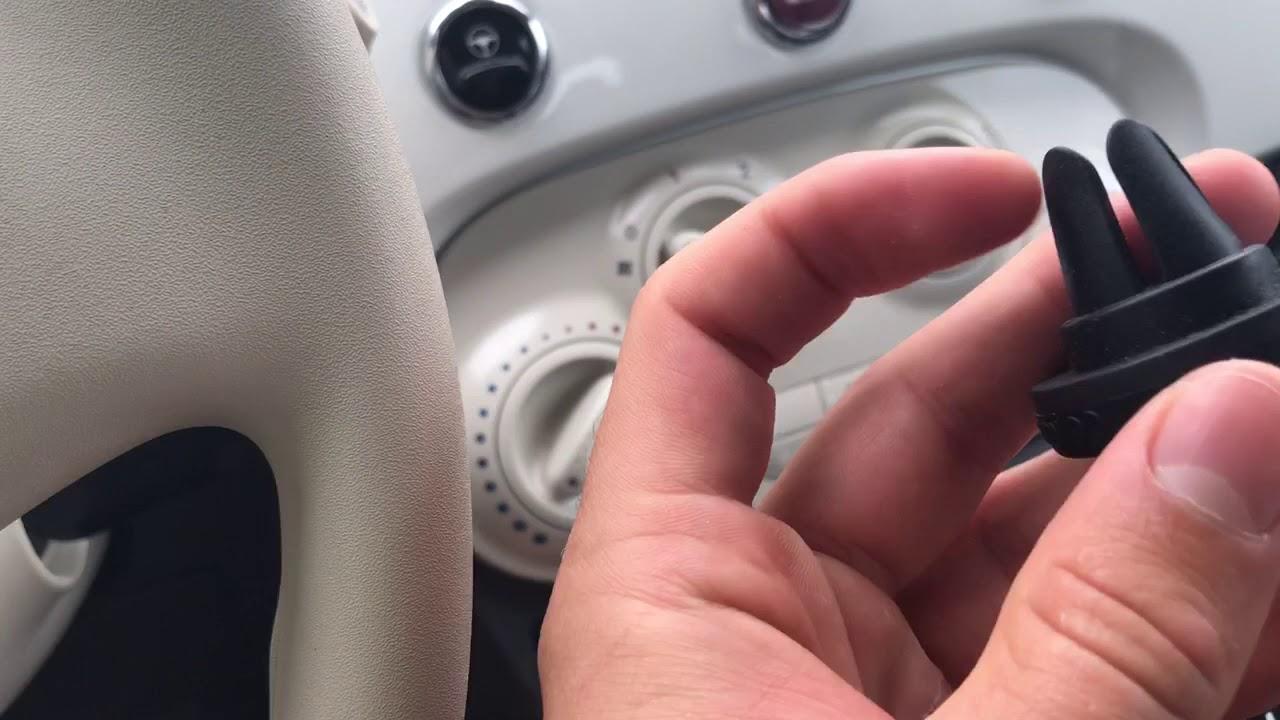Handyhalterung auto lüftung